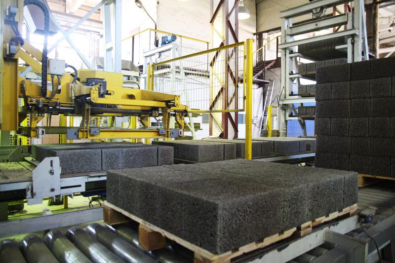 Производства керамзитных блоков своими руками 67